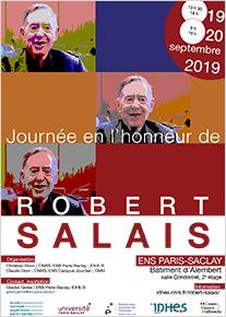 Vignette de l'affiche Robert Salais, 19-20 septembre 2019