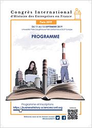 Le programme du congrès (pdf)