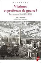 Couverture de l'ouvrage de Jean-Luc Mastin, Victimes et profiteurs de guerre